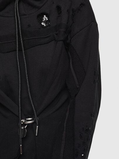 Diesel - D-ILSE-ROUCHE-A, Black - Dresses - Image 6