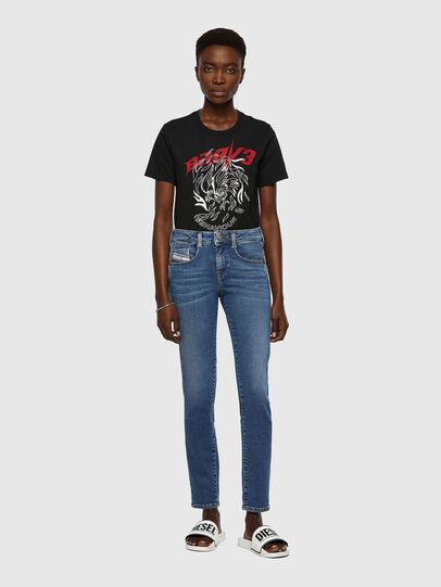 Diesel - D-Ollies JoggJeans® 069XA, Medium blue - Jeans - Image 5