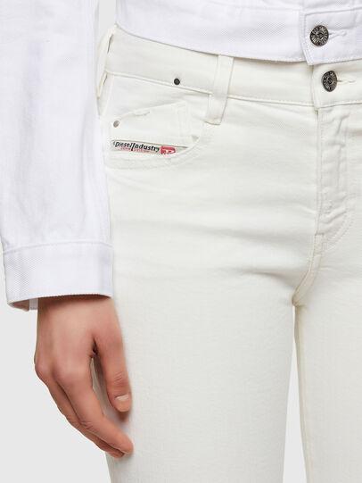 Diesel - D-Rifty 009VU, White - Jeans - Image 3