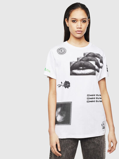 Diesel - T-DARIA-S1,  - T-Shirts - Image 1