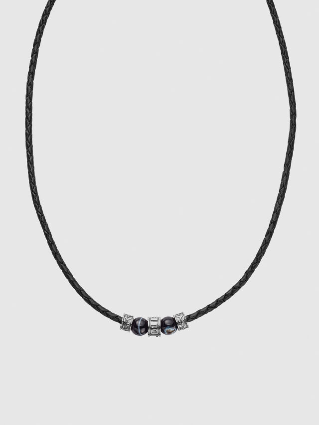 Diesel - DX1107, Black - Necklaces - Image 2