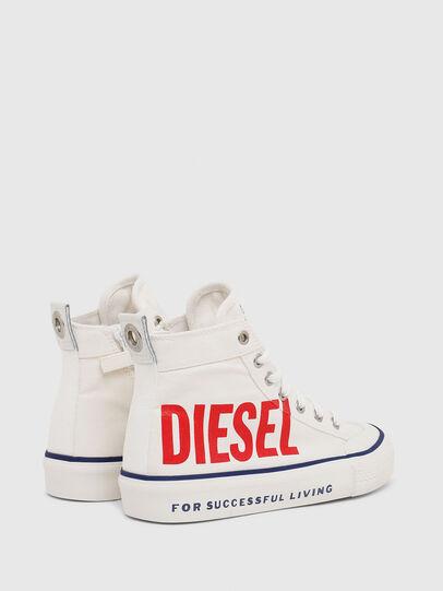 Diesel - SN MID 07 MC YO, White - Footwear - Image 3