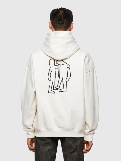 Diesel - S-UMMERHO, White - Sweaters - Image 2