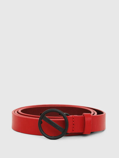 Diesel - B-BOUND, Fire Red - Belts - Image 1