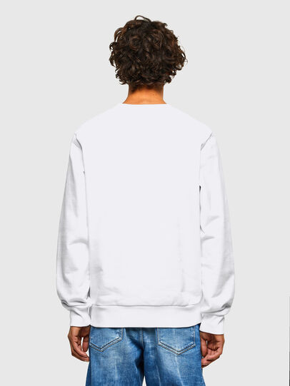Diesel - S-GIRK-A70, White - Sweaters - Image 2