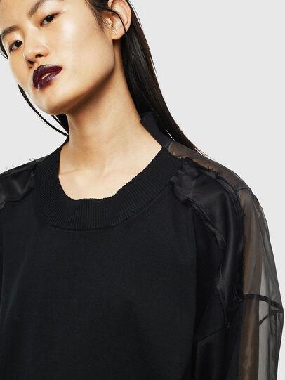 Diesel - MOLLYS, Black - Knitwear - Image 3
