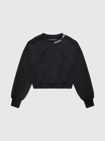 Diesel - UFLT-FELPH-R, Black - Sweaters - Image 1