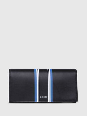 24 A DAY, Dark Blue - Continental Wallets