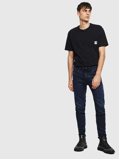 Diesel - Thommer JoggJeans 069MG, Dark Blue - Jeans - Image 6