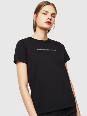 T-SILY-COPY, Black - T-Shirts