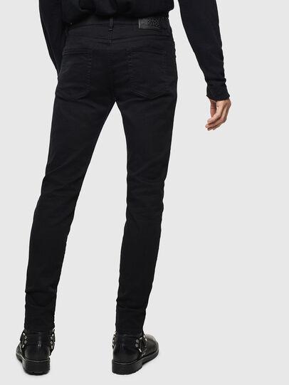 Diesel - D-Strukt 069JB, Black/Dark grey - Jeans - Image 2