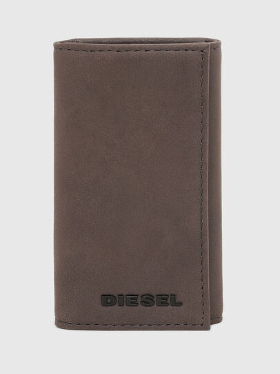 Diesel - KEYCASE P, Dark grey - Bijoux and Gadgets - Image 1