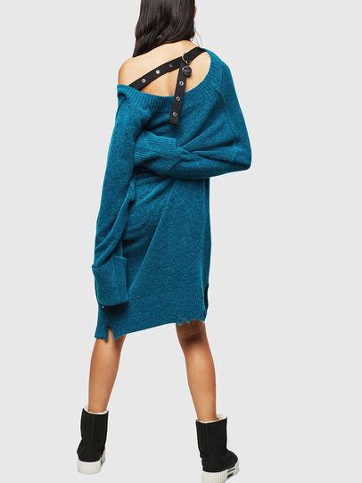 Diesel - M-NOELIA, Blue Marine - Knitwear - Image 2