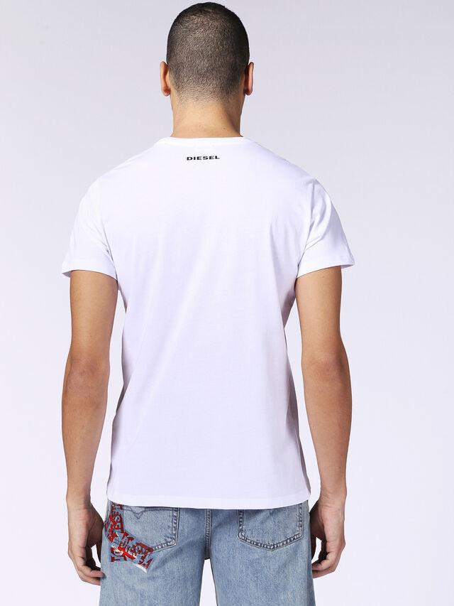 ADV-CARELESS, White