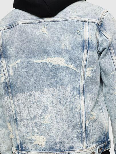 Diesel - NHILL,  - Denim Jackets - Image 3