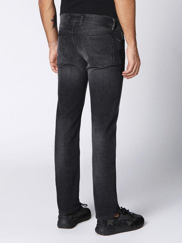Diesel - Waykee 0687J, Black/Dark grey - Jeans - Image 2