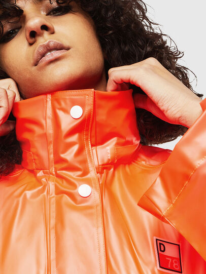 Diesel - G-TAKY-A, Orange - Jackets - Image 3