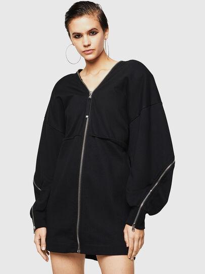 Diesel - DOVERIP, Black - Dresses - Image 1