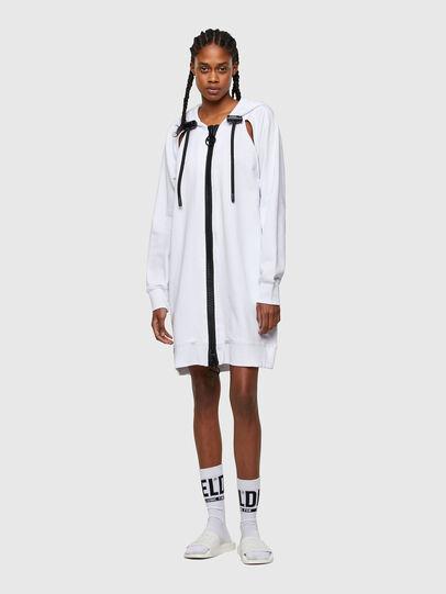 Diesel - D-AKRON, White - Dresses - Image 1