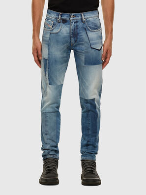 D-Strukt 009HZ, Light Blue - Jeans