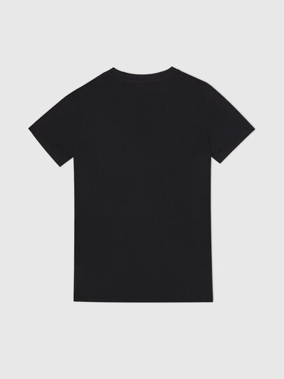 Diesel - UFTEE-SILY-INT, Black - T-Shirts - Image 2
