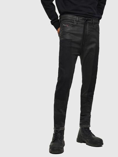 Diesel - D-Vider JoggJeans 0094P, Dark Blue - Jeans - Image 1