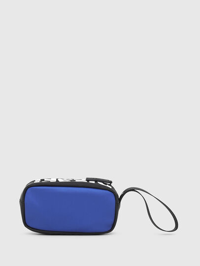 Diesel - BOLD POUCH, Blue/Black - Bags - Image 2