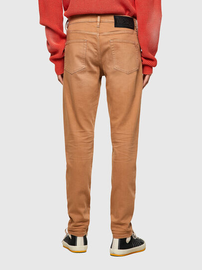 Diesel - D-Strukt 09A32, Light Brown - Jeans - Image 2