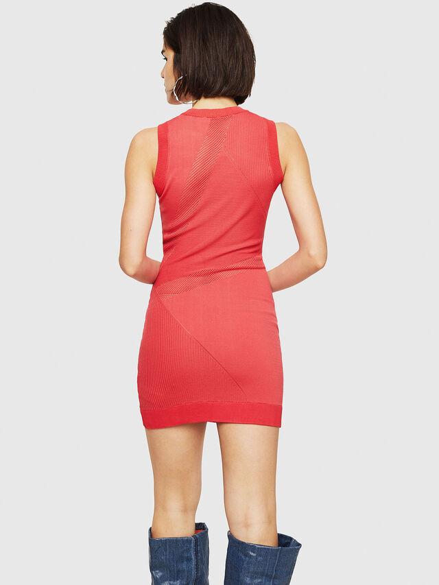 Diesel - M-FROUX, Coral Rose - Dresses - Image 2