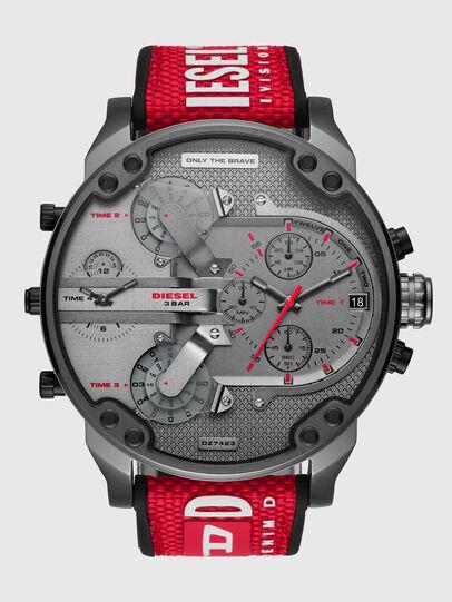 Diesel - DZ7423, Red/Black - Timeframes - Image 1