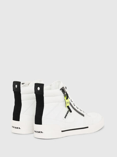 Diesel - S-DVELOWS, White - Sneakers - Image 3