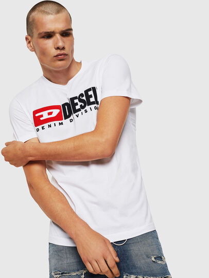 Diesel - T-DIEGO-DIVISION,  - T-Shirts - Image 1