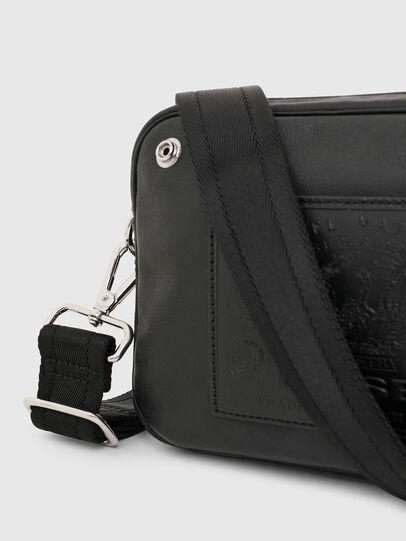 Diesel - RACHYBOX, Black - Crossbody Bags - Image 5