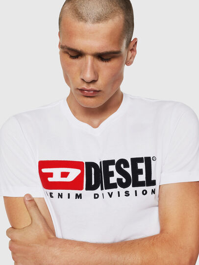 Diesel - T-DIEGO-DIVISION,  - T-Shirts - Image 3