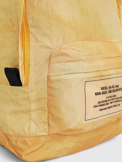 Diesel - BAPAK, Light Yellow - Backpacks - Image 4