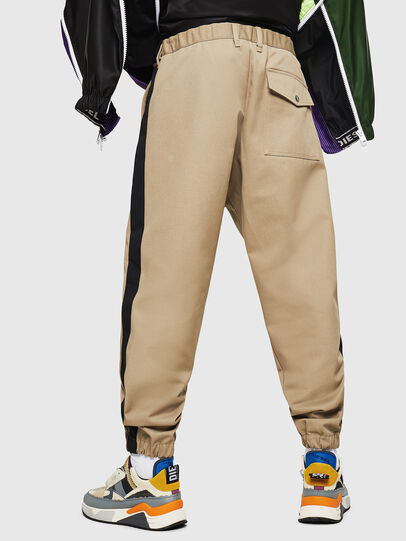 Diesel - P-LEV, Light Brown - Pants - Image 2