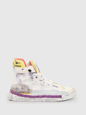 S-ASTICO PNT W, White/Pink - Sneakers