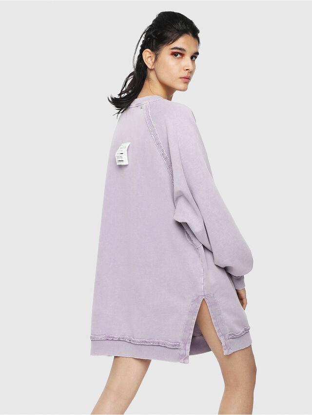 Diesel - D-AY, Lilac - Dresses - Image 2