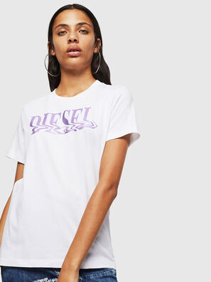 T-SILY-WN, White/Pink - T-Shirts