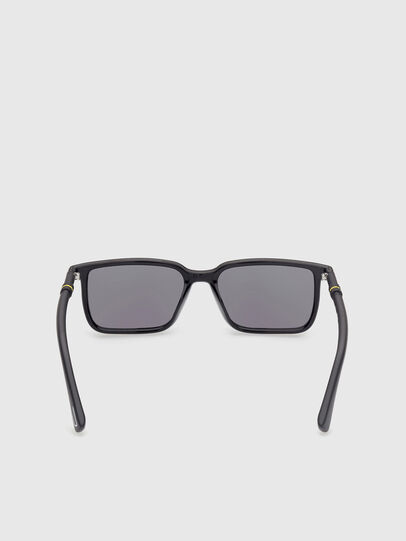 Diesel - DL0331, Black - Kid Eyewear - Image 4