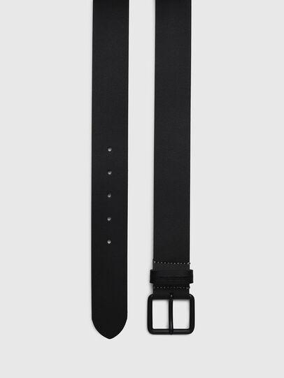 Diesel - B-LOED, Black - Belts - Image 3