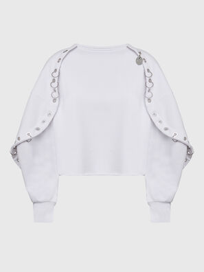 F-OLL, White - Sweaters