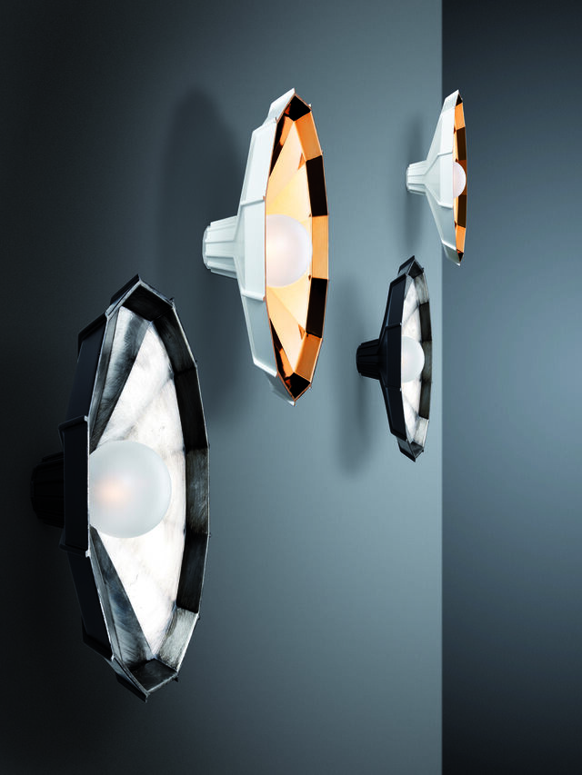 Living MYSTERIO PARETE/SOFF, White - Hang Lighting - Image 2