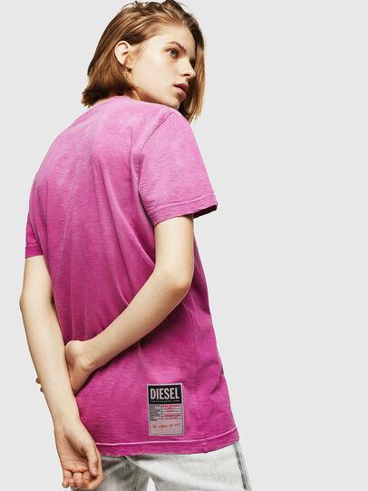 Diesel - T-FLAVIA-IA, Pink - T-Shirts - Image 2