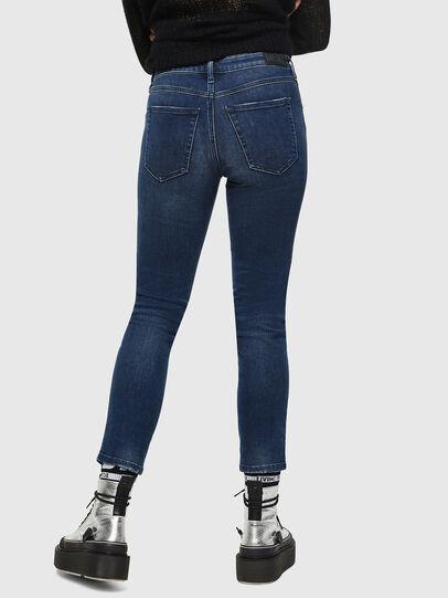 Diesel - Babhila 083AE, Dark Blue - Jeans - Image 2
