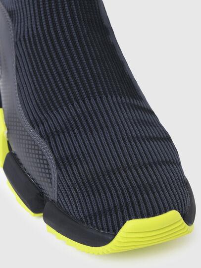 Diesel - H-PADOLA MID TREK, Black - Sneakers - Image 5