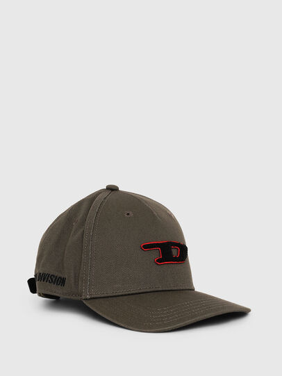 Diesel - C-DIGRA, Military Green - Caps - Image 1