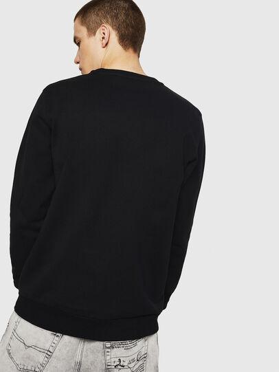 Diesel - S-GIR-A1, Black - Sweaters - Image 2