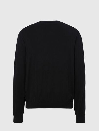 Diesel - K-CROFT, Black - Knitwear - Image 2
