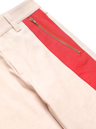 Diesel - GR02-P301-P, White - Pants - Image 3